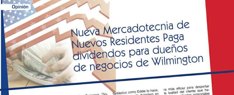 Las Prensas Magazine Article Our Town America