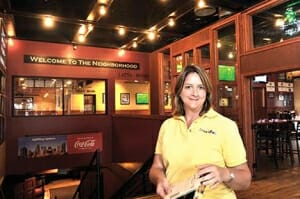 Franchise Owner Jane McElhaney Our Town America