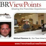 Franchise Business Review Discussion Our Town America