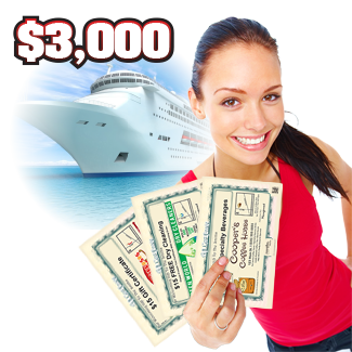 New Mover Survey Win a Cruise or 3K Our Town America