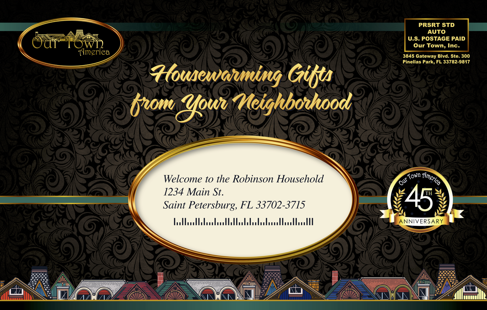 New Mover Welcome Package Housewarming Gifts From Your Neighborhood Our Town America