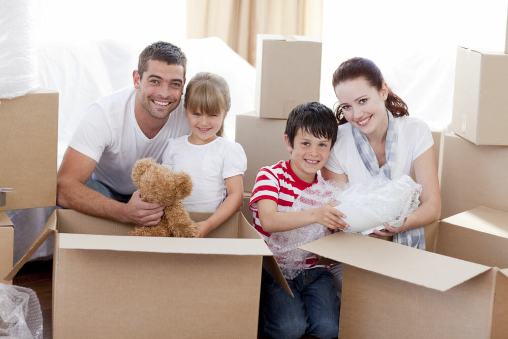 Why Target New Movers?