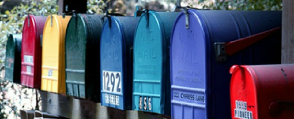 Direct Mail - Our Town America