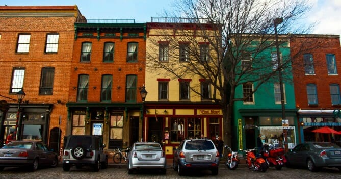 Baltimore Storefronts