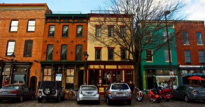 Baltimore Storefronts