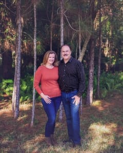 Mike and Julie Fisher - Our Town America of Tampa Bay | Julie Fisher listened to her husband Mike's complaints about a stressful job, until it began hurting his health. Then, she helped him decide to buy and run his own business.