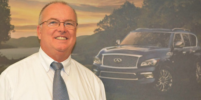 Lake Norman Infiniti Our Town America New Mover Marketing