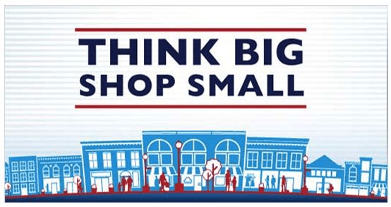 Small Business Saturday Our Town America New Mover Marketing