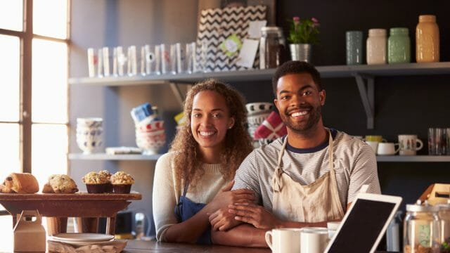 Small Business Owners for Small Business Saturday