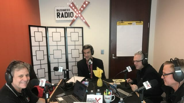Our Town of Atlanta on New Mover Marketing Business Radio X