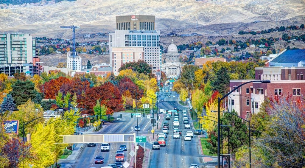 Our Town America in Boise, Idaho