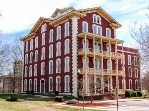 Estey Hall At Shaw University Raleigh North Carolina New Movers Our Town America Raleigh Nc