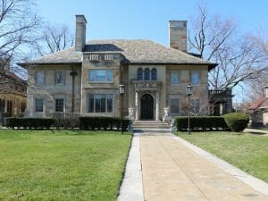 Mansion New Movers Our Town America Detroit Mi