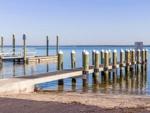 Pier In Tampa Bay In Florida New Movers Our Town America St Petersburg Fl