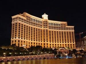 Px Bellagio Las Vegas Nacht New Movers Our Town America Las Vegas Paradise Nv