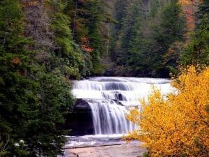 Px Triple Falls Dupont State Forest New Movers Our Town America Asheville Nc