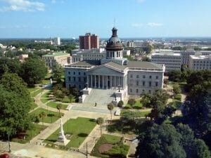 South Carolina State House New Movers Our Town America Columbia Sc