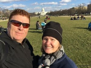 Clint & Michelle Finch Our Town America Franchise Owner