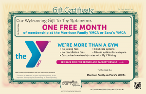Our Town America Helps YMCA Get Customers