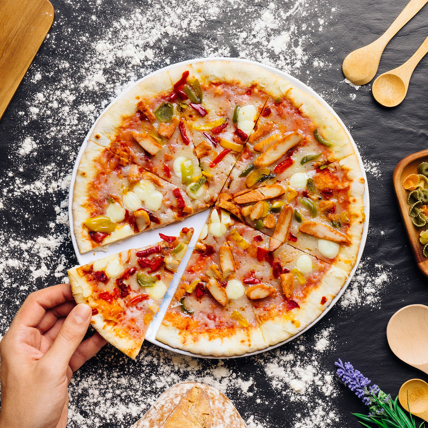 Make your pizza shop stand out from the rest with our new mover marketing program!
