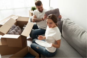 Where New Movers are from and Where They're Going