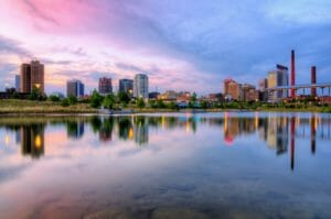 Birmingham Alabama Top Desired City