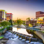 Greenville South Carolina Top Desired City Our Town America
