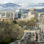 Millennials Move to Boise Idaho, Our Town America Survey