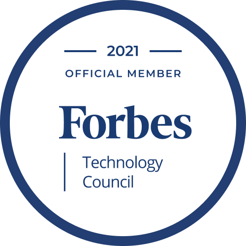 2021 Forbes Technology Council Member