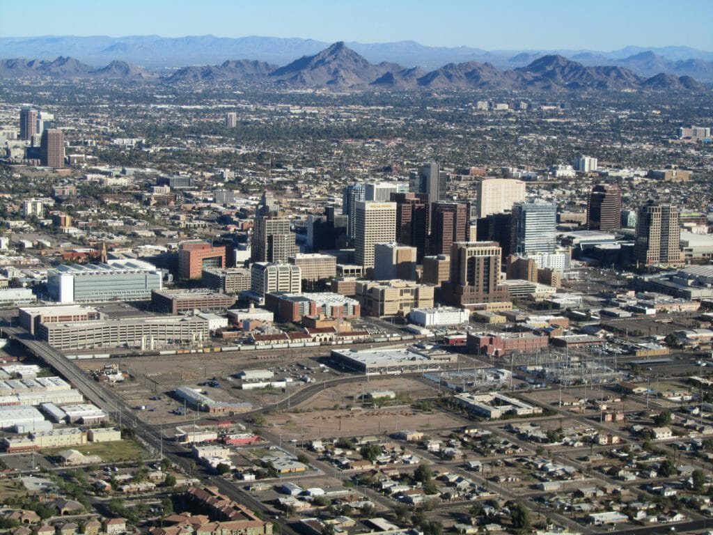 Phoenix Telecommuting New Movers