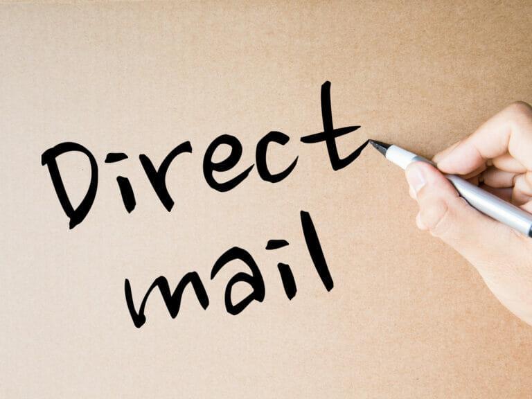 Direct Mail in a Digital World - It Still Works