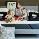 Restaurants Capitalize on New Movers